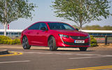Peugeot 508 2019 long-term review - hero front