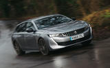 Peugeot 508 SW 2020 long-term review goodbye - front