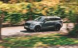 Range Rover Velar 2019 long-term review - hero front