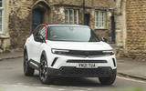 1 Vauxhall Mokka 2021 long term hero front