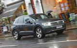 Volkswagen Touareg 2019 long-term review - hero front