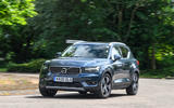 Volvo XC40 Recharge T5 2020 long-term review - hero front