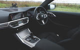 10 BMW 4 Series 2021 long term review cabin