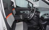 Citroen Berlingo 2019 long-term review - cabin