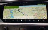 Jaguar I-Pace 2019 long-term test review - navigation
