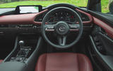 Mazda 3 2019 long term review - dashboard