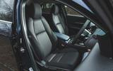 10 Mazda MX 30 2021 long term review cabin