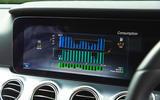 Mercedes E300de 2019 long-term review - infotainment