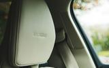 Volvo S60 T5 2020 long-term review - headrest