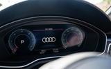 Audi S5 Sportback 2020 long-term review - instruments