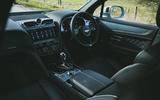 11 Bentley Bentayga V8 2021 long term review cabin
