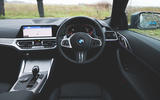 11 BMW 4 Series 2021 long term review dashboard