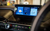 BMW i3S 2019 long-term review - infotainment
