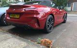 BMW Z4 2019 long-term review - cat