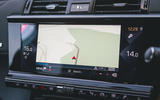 DS 7 Crossback 2019 long-term review - navigation
