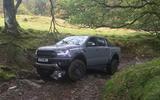 Ford Ranger Raptor 2019 long term review - articulation