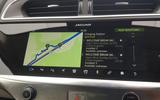 Jaguar I-Pace 2019 long-term test review - charging point finder