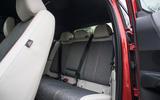 11 Mazda MX 30 2021 LT rear seats