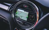 Mini 5-door Cooper S 2019 long-term review - infotainment