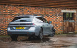 Peugeot 508 SW 2020 long-term review goodbye - static