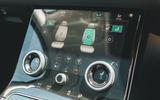 Range Rover Velar 2019 long-term review - climate controls