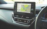 Toyota Corolla 2019 long-term review - infotainment