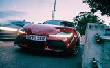 Toyota GR Supra 2020 long-term review - static