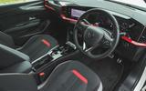 11 Vauxhall Mokka 2021 long term cabin
