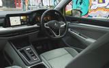 11 Volkswagen Golf 2021 long term review cabin