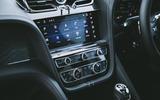 12 Bentley Bentayga V8 2021 long term review infotainment