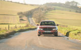 BMW 3 Series 330e 2020 long-term review - on the road nose
