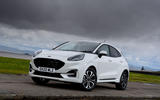 Ford Puma 2020 long-term review - static