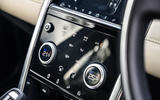 Land Rover Discovery Sport 2020 long-term review - climate controls