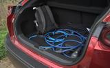 12 Mazda MX 30 2021 LT boot