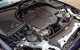 Mercedes E300de 2019 long-term review - engine