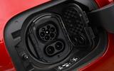 Mercedes-Benz EQC 2020 long-term review - charging port