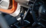 Peugeot 2008 2020 long-term review - centre console