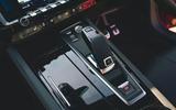 Peugeot 508 2019 long-term review - centre console