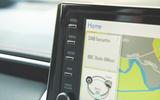 Toyota Corolla 2019 long-term review - infotainment buttons