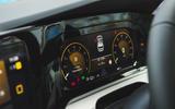 12 Volkswagen Golf 2021 long term review instruments