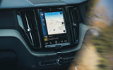 12 Volvo XC60 Recharge 2021 LT infotainment