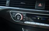 Audi S5 Sportback 2020 long-term review - climate controls
