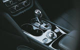 13 Bentley Bentayga V8 2021 long term review centre console