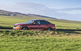 BMW 3 Series 330e 2020 long-term review - on the road side