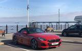 BMW Z4 2019 long-term review - pier