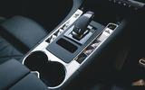 DS 7 Crossback 2019 long-term review - centre console
