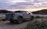 Ford Ranger Raptor 2019 long term review - beach
