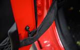 Jeep Wrangler Rubicon 2020 long-term review - straps