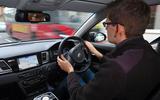 Kia e-Niro 2019 long-term review - Jim Holder driving