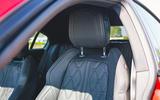 Peugeot 508 2019 long-term review - front seats